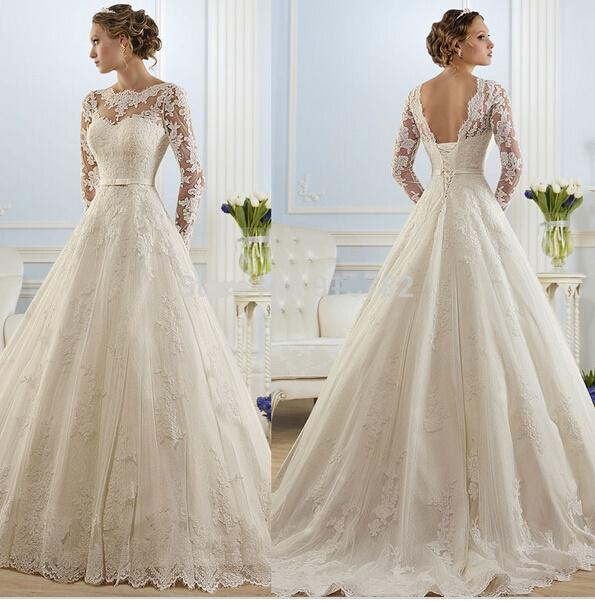 Svadobné šaty - inšpirácie - Obrázok č. 39