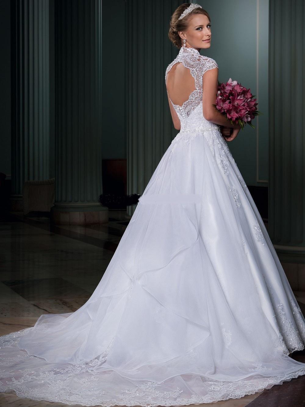 Svadobné šaty - inšpirácie - Obrázok č. 41