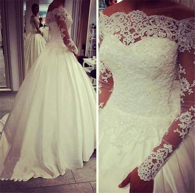 Svadobné šaty - inšpirácie - Obrázok č. 42