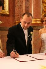 prvé podpisy