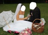Svadobné šaty v.40-42-44 , 40