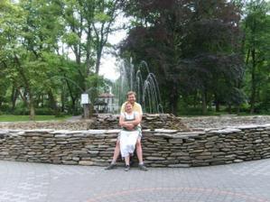 Poprvé spolu na výletě v Polsku