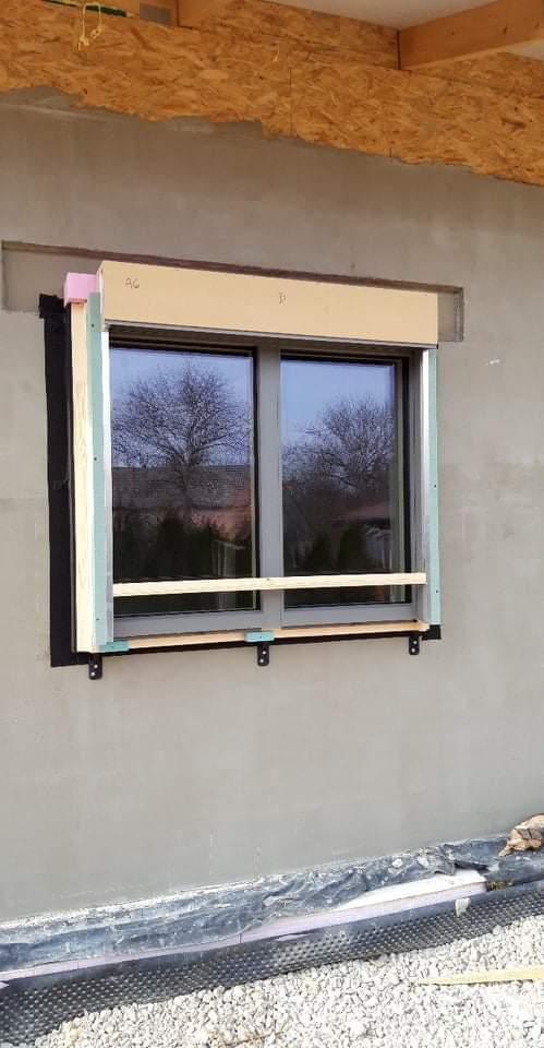 Náš Dom základy na XPS - Okno 150cm na 130cm na výšku