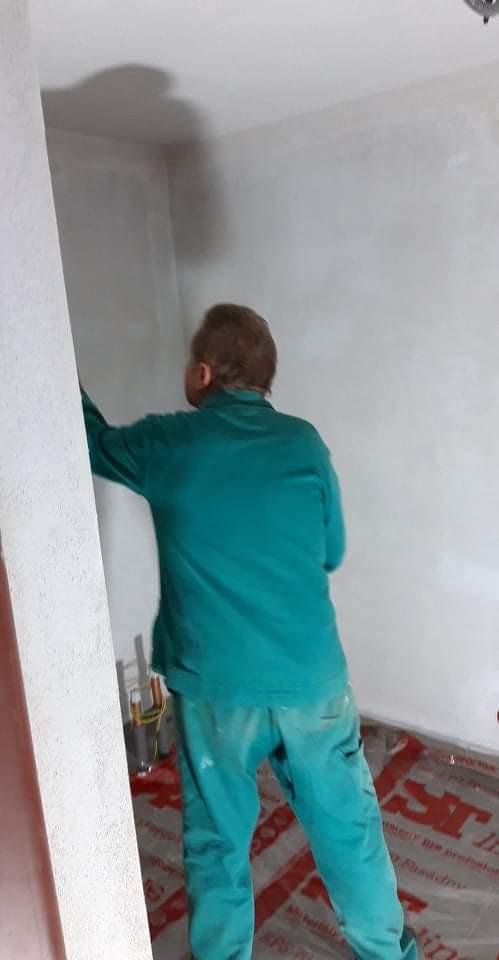 Náš Dom základy na XPS - Kotolňu už maľuje svokor