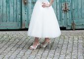 Svatební sandálky Menbur, 39
