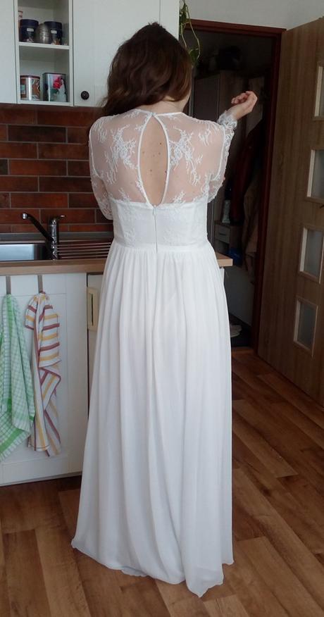 Svatební šaty vel.38 - Obrázek č. 4