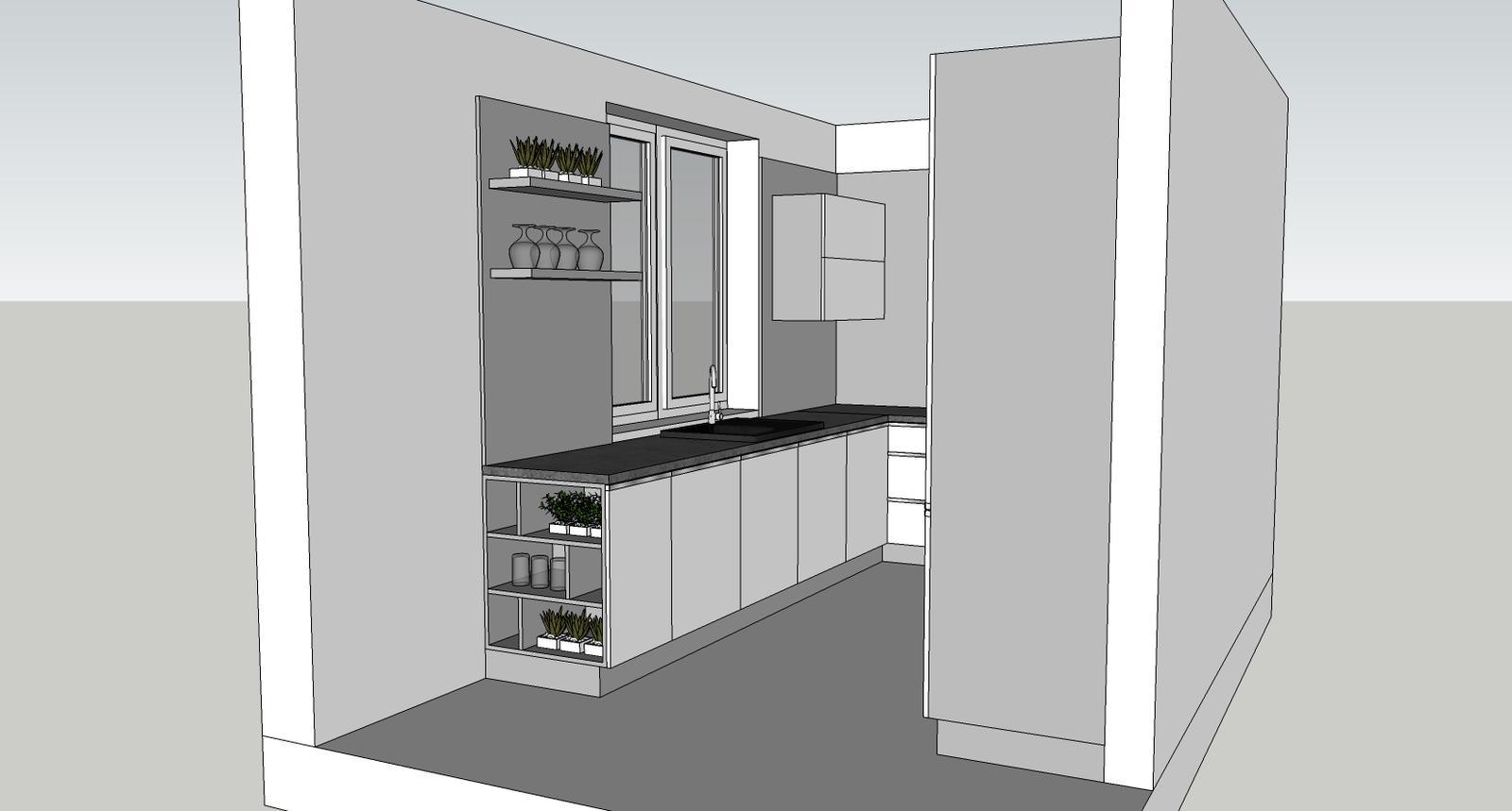 Návrh kuchyňa končná - Obrázok č. 4