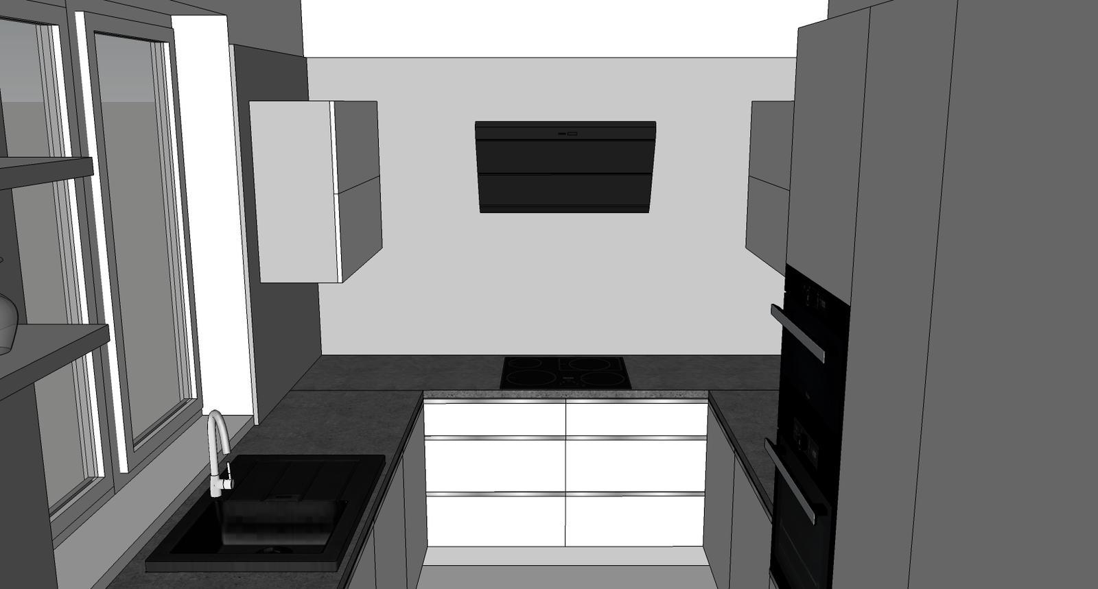 Návrh kuchyňa končná - Obrázok č. 6