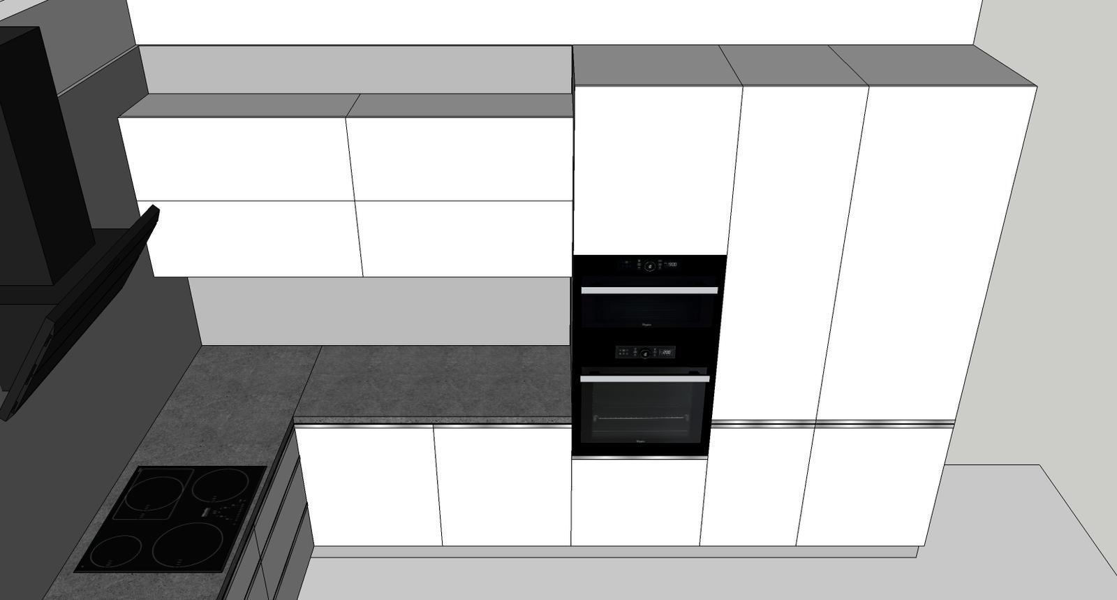 Návrh kuchyňa končná - Obrázok č. 7