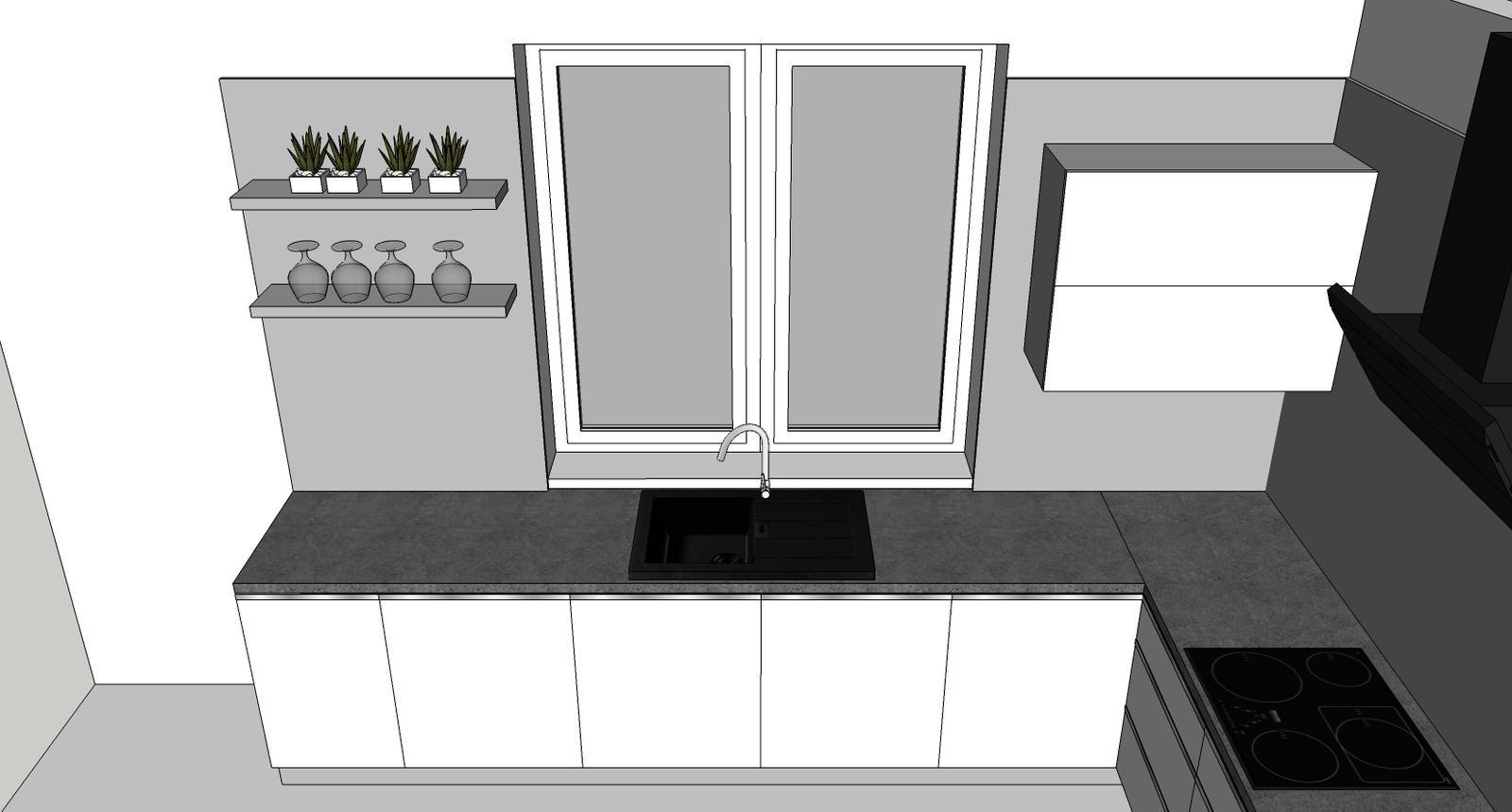 Návrh kuchyňa končná - Obrázok č. 8