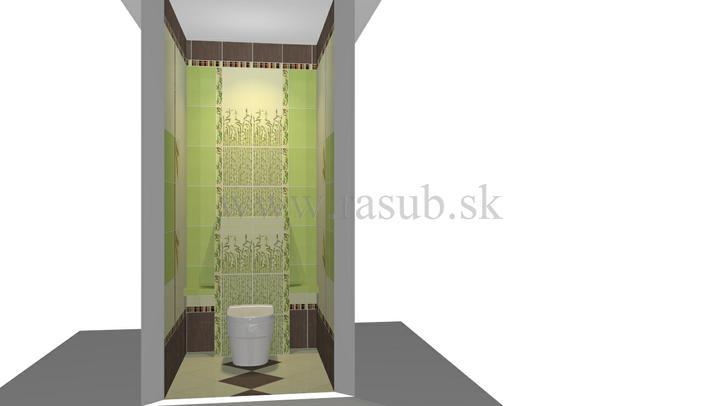 Naša vizualizácia WC - Obrázok č. 1