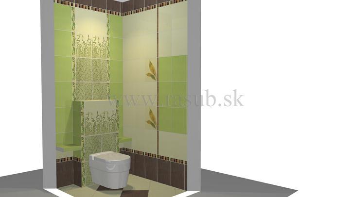 Naša vizualizácia WC - Obrázok č. 2
