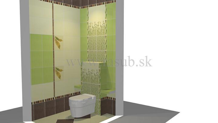 Naša vizualizácia WC - Obrázok č. 3