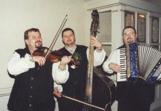 Hudba - Halúzkovci