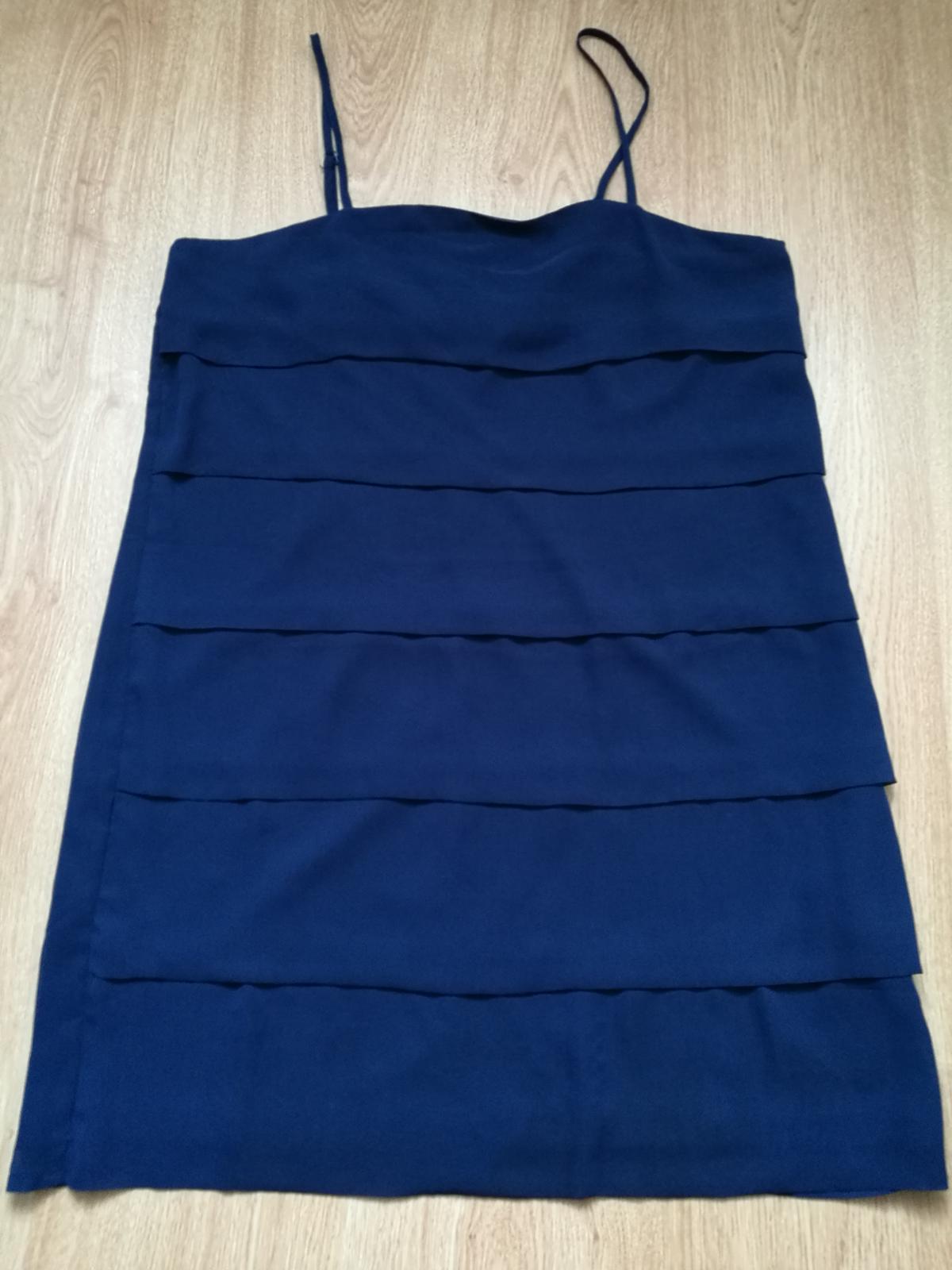 Šaty na ramienka - Obrázok č. 1