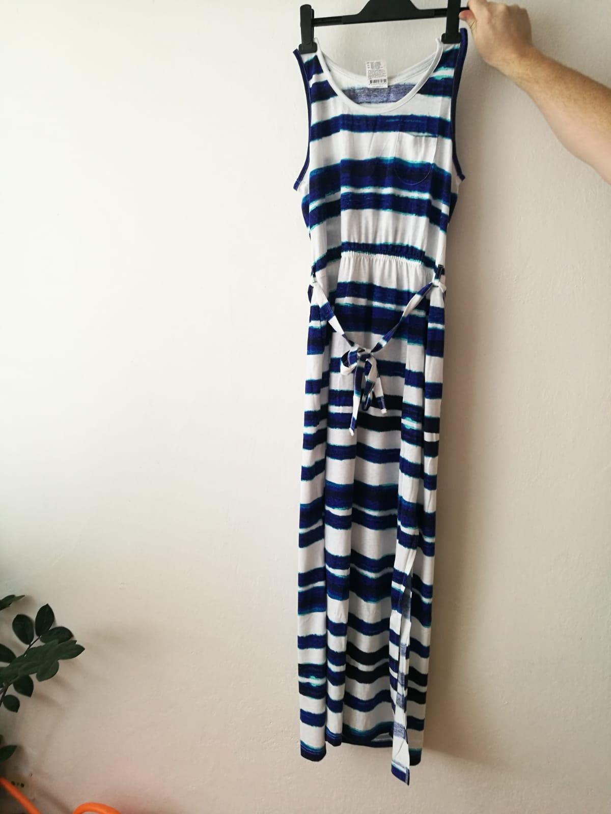 Letné šaty veľ. M - Obrázok č. 1