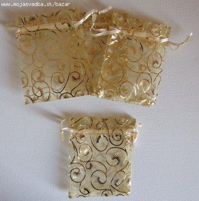 M a B - darčekové vrecúška