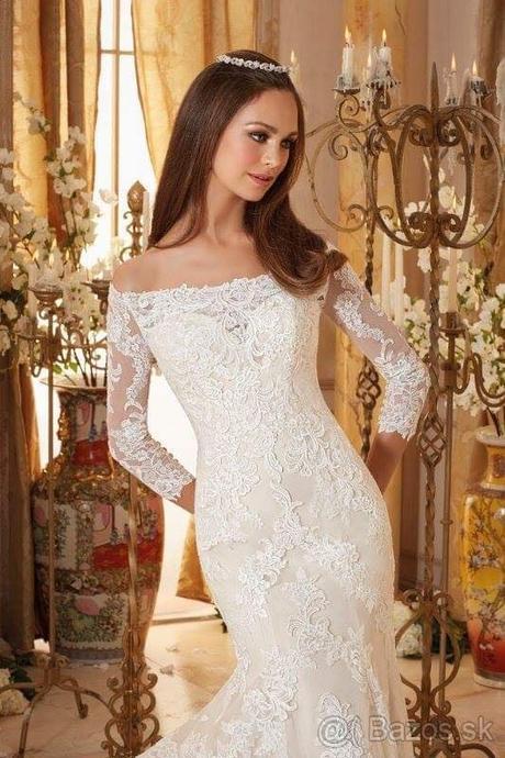Svadobné šaty Mori Lee - Obrázok č. 2