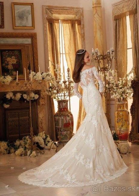Svadobné šaty Mori Lee - Obrázok č. 3