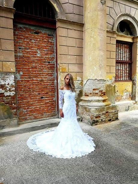 Svadobné šaty Mori Lee - Obrázok č. 4