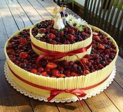 2. dort bude ovocný dvoupatrový (ale menší než na té fotce)