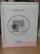svatební album - koupené