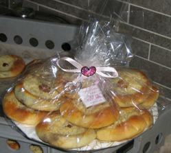 svatební koláče, krásně načančané ;)