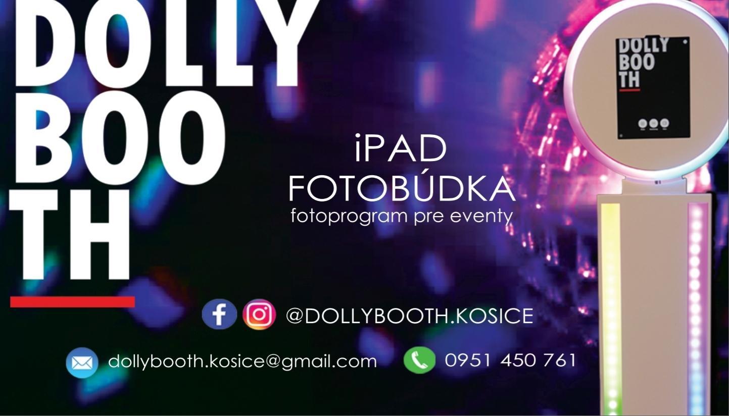Fotobúdka Dollybooth - Obrázok č. 1