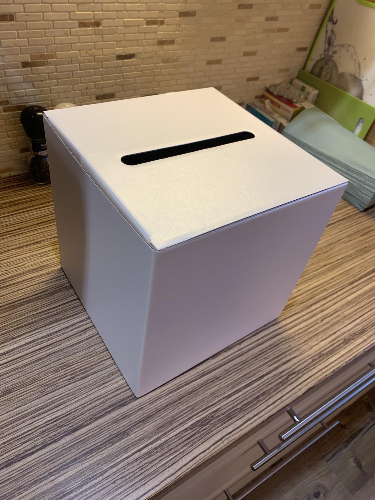 Papírová truhla - Obrázek č. 1