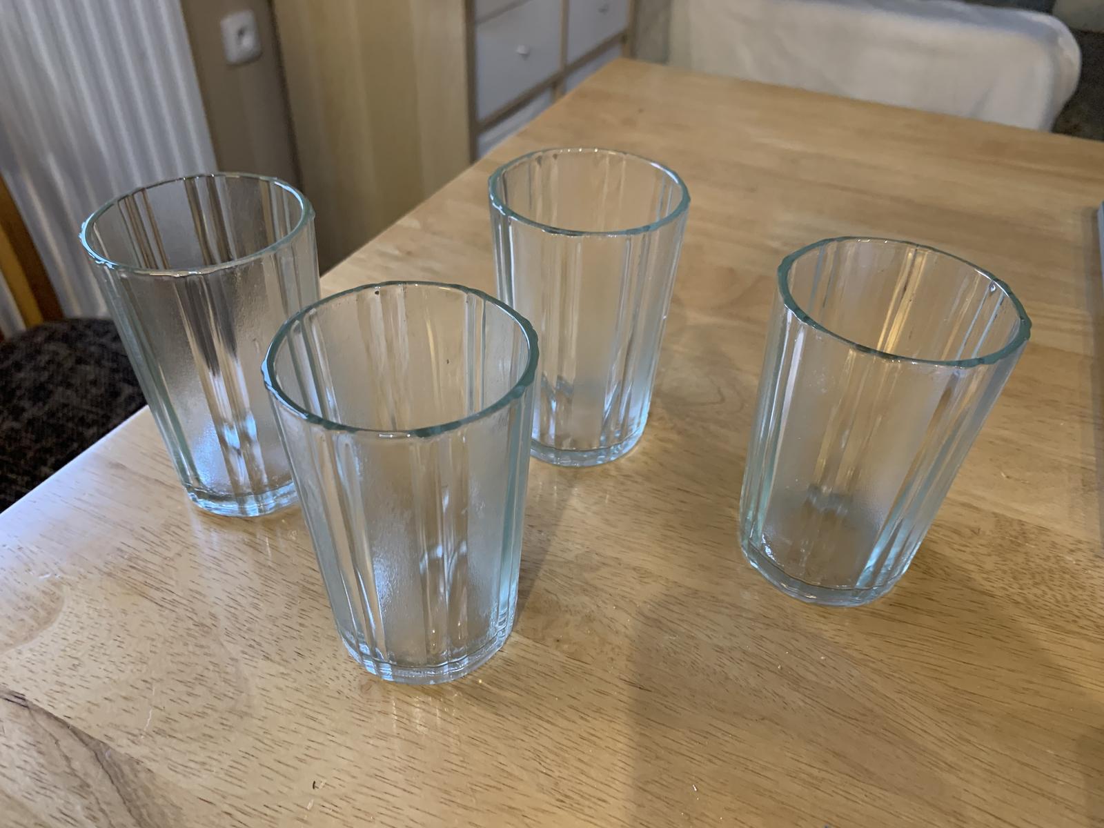 Váza - čiré sklo - Obrázek č. 1
