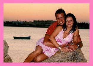 Djerba 8/2008 předsvatební cesta