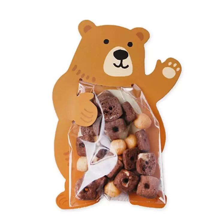 Sacky na sladkosti pre deticky - Obrázok č. 1