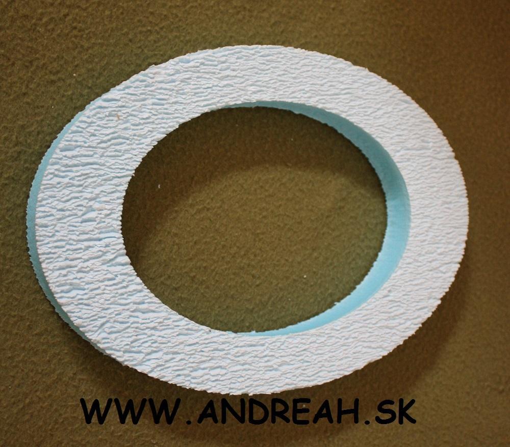 Základ z polystyrénu na dekorovanie - Obrázok č. 1