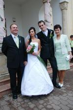 rodičia ženícha