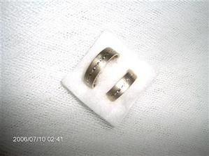 naše krásné prstýnky...
