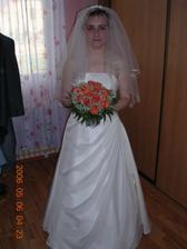 nevěsta je připravená