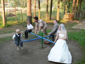 rodinné kolo štěstí