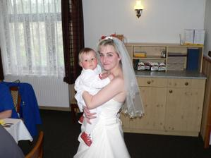 spokojená nevěsta ( ta větší )