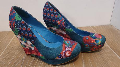 Nenosené topánky  - Obrázok č. 1