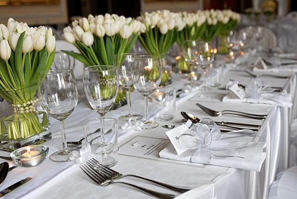 Naša svadba 24.4.2010 - a tulipany do vaz