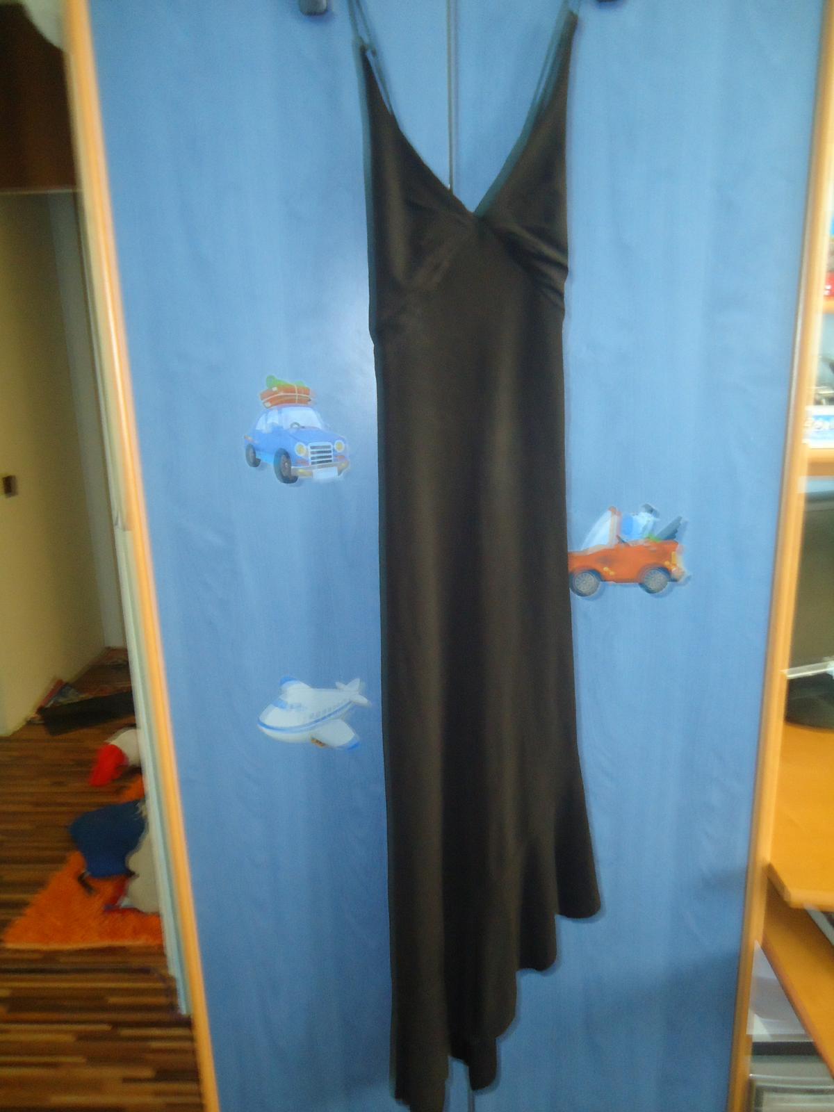 Eleg. šaty zn.  Lol  Lol Paris , veľkosť S/M  - Obrázok č. 1