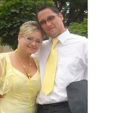 MY DVAJA NA BRATRANCOVEJ SVADBE V AUGUSTE 2009
