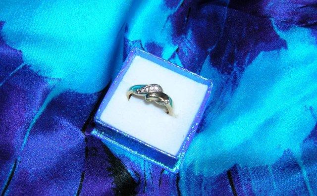 Moje predstavy - moj zásnubný prsten