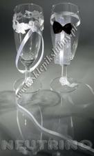 skleničky na přípitek