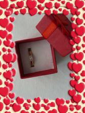 můj prstýnek od miláčka