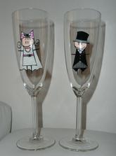 naše skleničky na přípitek