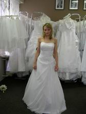 5.šaty - moc se mi nelíbily..