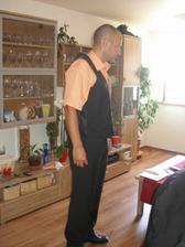 1.oblek vestička