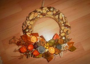 Jesenný venček