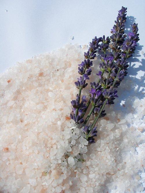 L+R - Levandulová sůl